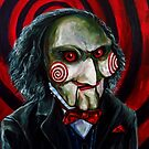 «Billy the puppet (Saw)» de JosefMendez