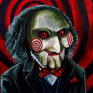 Billy the puppet (Saw) de JosefMendez