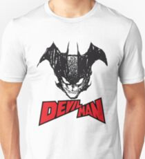 Devilman (First manga version) Unisex T-Shirt