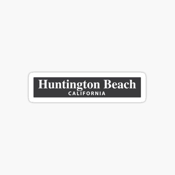 Huntington Beach, California Sticker