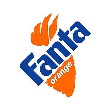 Fanta Retro Logo von haff32