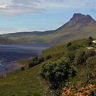 Loch Lurgainn and Stac Pollaidh by WatscapePhoto