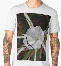 Cool Spider Lily Flower Men's Premium T-Shirt