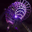 Purple Night by Jason Bran-Cinaed