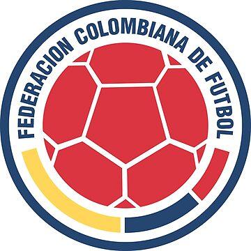 Kolumbien Fußballmannschaft von haff32