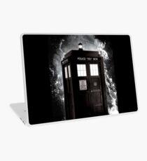 TARDIS Laptop Skin