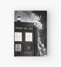TARDIS Hardcover Journal