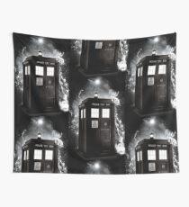 TARDIS Wall Tapestry