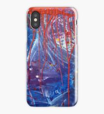 Lava Rain iPhone Case/Skin