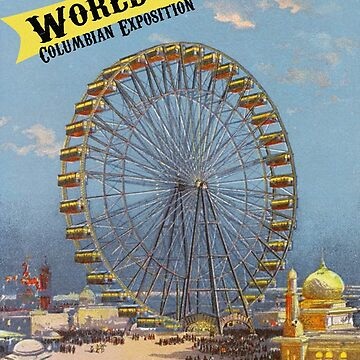 1893 Chicago World's Columbian Exposition by shanghaijinks