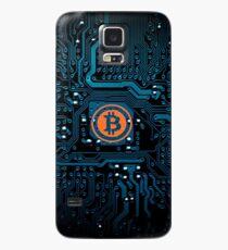 BITCOIN 3 Case/Skin for Samsung Galaxy
