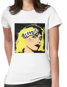 Blondie Warhol Punk Ladies T-shirt