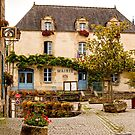City Hall / Mairie Rochefort en Terre, Morbihan France by Buckwhite