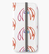 Imagine Doodle iPhone Wallet/Case/Skin
