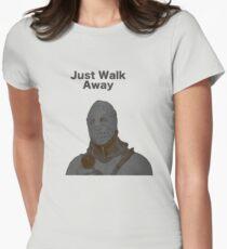 "Humongous - ""Just Walk Away"" - Road Warrior (Darker) T-Shirt"