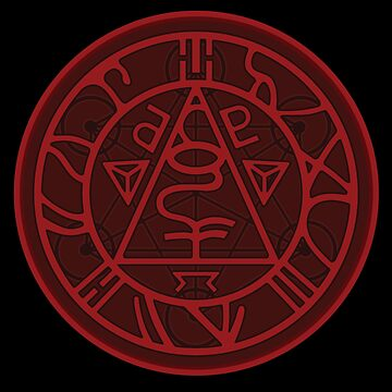 Silent Hill Seal of Metatron Japan by AlexanderGorham