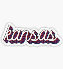 University of Kansas Sticker