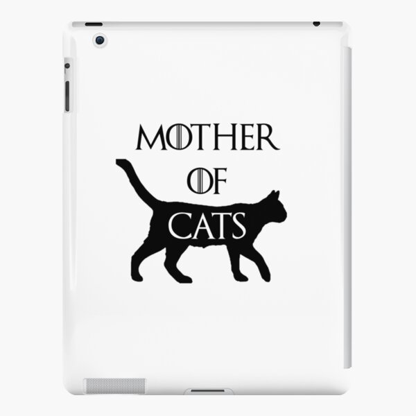 Mother of Cats iPad Snap Case