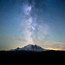 Balance - Mount Rainier National Park, WA by Jason Heritage