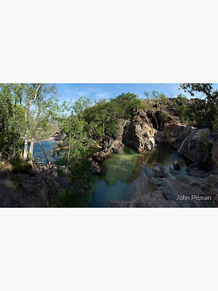 Gunlom Falls by johnjrp
