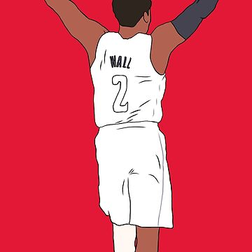 John Wall Embrace The Crowd by RatTrapTees