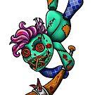 Voodoo boy! by DarkHorseBailey