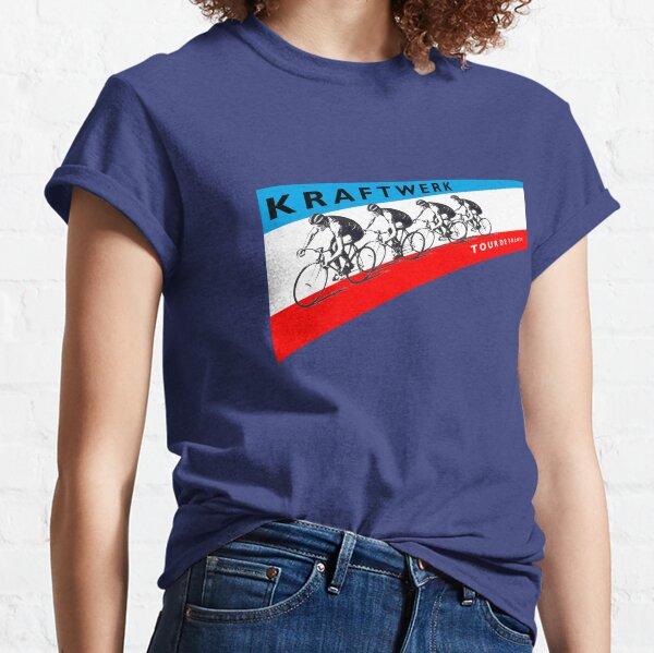 Kraftwerk Tour De France Shirt Classic T-Shirt