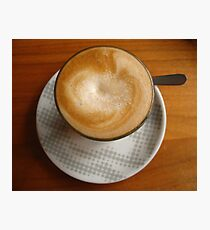 The Perfect Brew Photographic Print