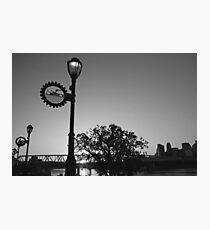 Levee Photographic Print
