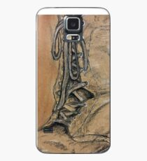 Combat Boot Case/Skin for Samsung Galaxy