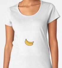 YELLOW BANANA Women's Premium T-Shirt