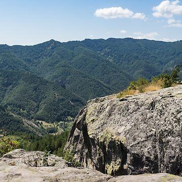 Raw Rock Power - Ancient Thracian Ceremonial Site Belintash by GeorgiaM