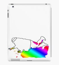 Kevin's Galactic Chili iPad Case/Skin