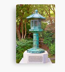 SF Japanese Tea Garden Study 13  Metal Print