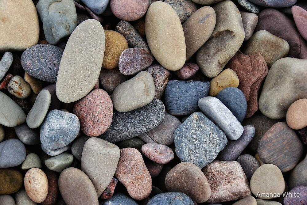 Beach Gems by Amanda White