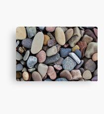 Beach Gems Canvas Print