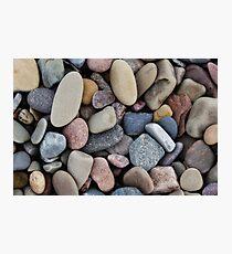 Beach Gems Photographic Print