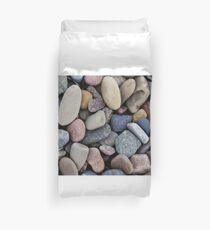 Beach Gems Duvet Cover