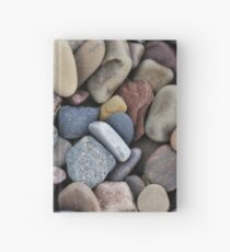 Beach Gems Hardcover Journal