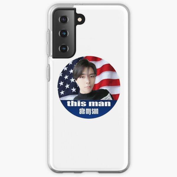 Johnny Seo This Man Ate My Son Samsung Galaxy Soft Case