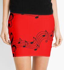 Musically Mini Skirt