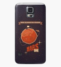 Mars colonization project Case/Skin for Samsung Galaxy