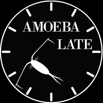 Amoeba Late - Microbiology by LouisianaLady