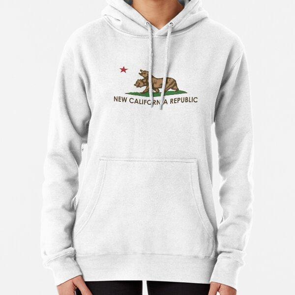 New California Republic Pullover Hoodie