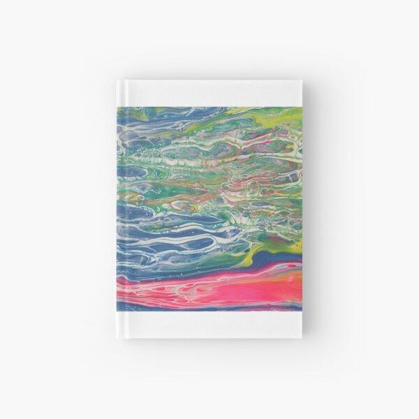 Let It Flow Hardcover Journal