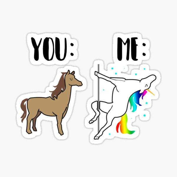 Adios Mascotas Todo Para Nada Roblox Adopt Me Youtube Pegatinas You Me Unicorn Redbubble