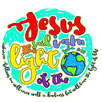 Jesus=Light by jessicawoolrich