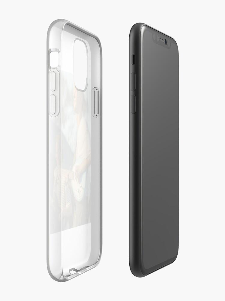 Coque iPhone «YelLoW DaYs», par sellyasomestuff