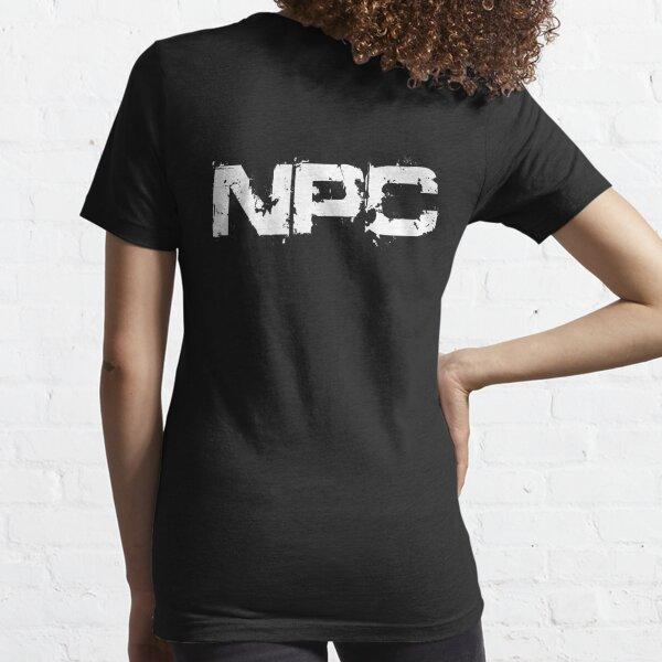 Long Live the NPC Essential T-Shirt