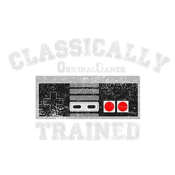 Classically trained - Original Gamer! by Shiertdork